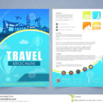 10 Example Of Travel Brochure | Business Letter pertaining to Travel And Tourism Brochure Templates Free