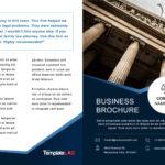 33 Free Brochure Templates (Word + Pdf) ᐅ Templatelab throughout Microsoft Word Brochure Template Free