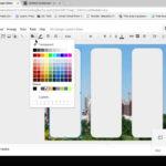 Design 1 Google Slides Brochure With Brochure Template Google Docs