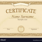 Employee Of The Month – Certificate Template For Employee Of The Month Certificate Template