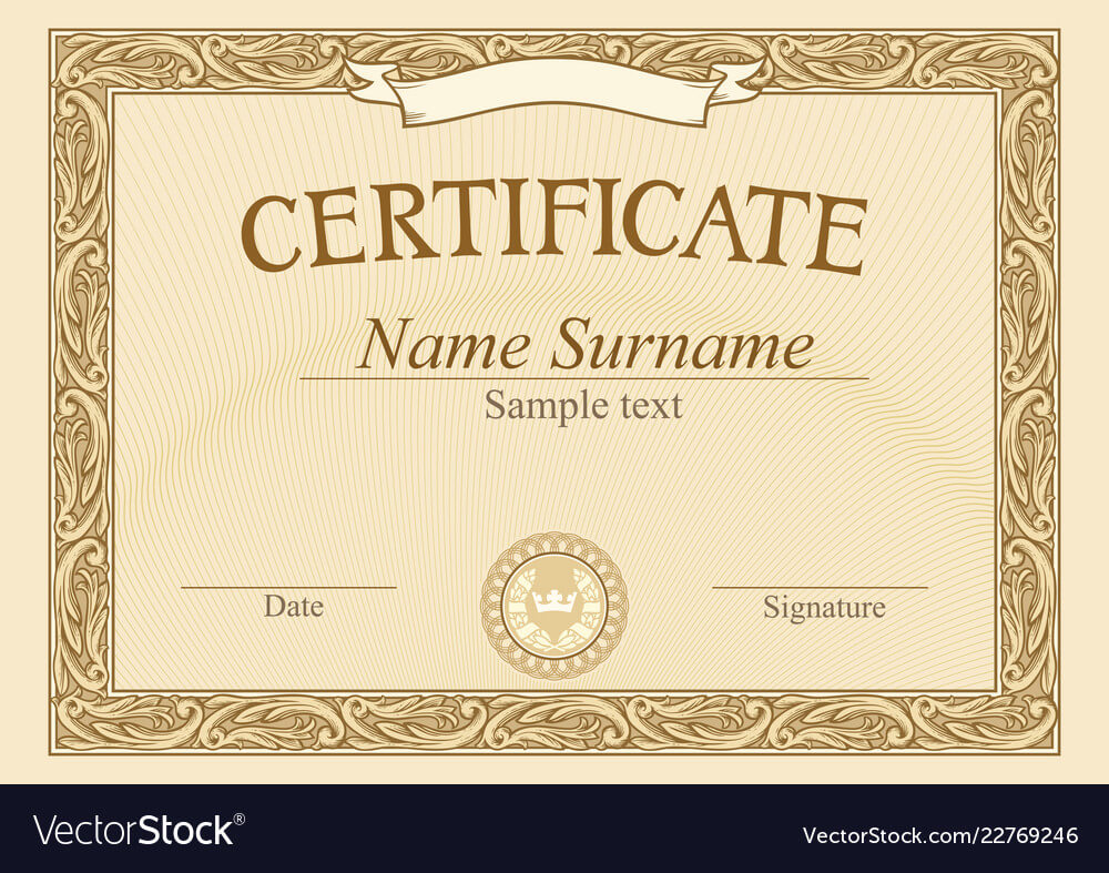 Employee Of The Month - Certificate Template For Employee Of The Month Certificate Template