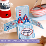 Free Pop Up Box Card Template – Simply Cards & Papercraft Intended For Templates For Pop Up Cards Free