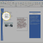 How To Make A Brochure On Microsoft Word Intended For Brochure Template On Microsoft Word