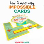 Impossible Card Templates: Super Easy Pop Up Cards Intended For Templates For Pop Up Cards Free