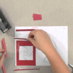 Make Cards With Iris Folding Techniques — An Annie's Paper Craft Tutorial For Iris Folding Christmas Cards Templates