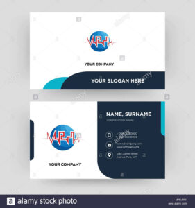 Med, Business Card Design Template, Visiting For Your throughout Med Card Template