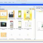 Microsoft Word Brochure Template For Brochure Template On Microsoft Word