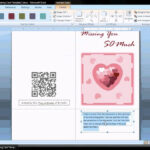 Ms Word Tutorial (Part 1) - Greeting Card Template, Inserting And  Formatting Text, Rotating Text within Microsoft Word Birthday Card Template