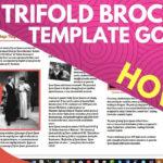 Trifold Brochure Template Google Docs Inside 6 Panel Brochure Template
